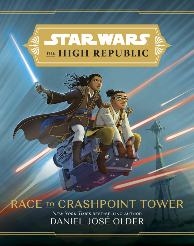 SW -The High Republic : Race to Crashpoint Tower (Older) Race-t10
