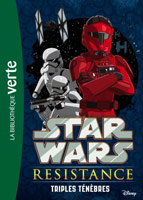 Star Wars - Chronologie temporaire officielle JEUNESSE Res211
