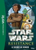 Star Wars - Chronologie temporaire officielle JEUNESSE Res410