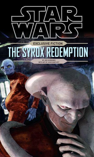 [NOUVELLE] La redemption du Syrox (Joe Schreiber) Syrox-10