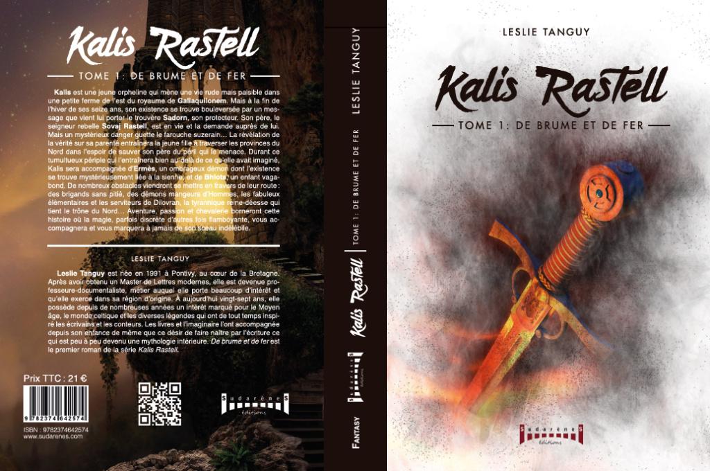 Kalis Rastell - Editions Sudarènes (section Fantasy) Kj11
