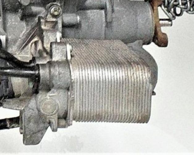 radiateur echangeur d'huile MAHLE (behr) neuf CLC 39 000P 996 3.4 3.6 997 3.6 20210842