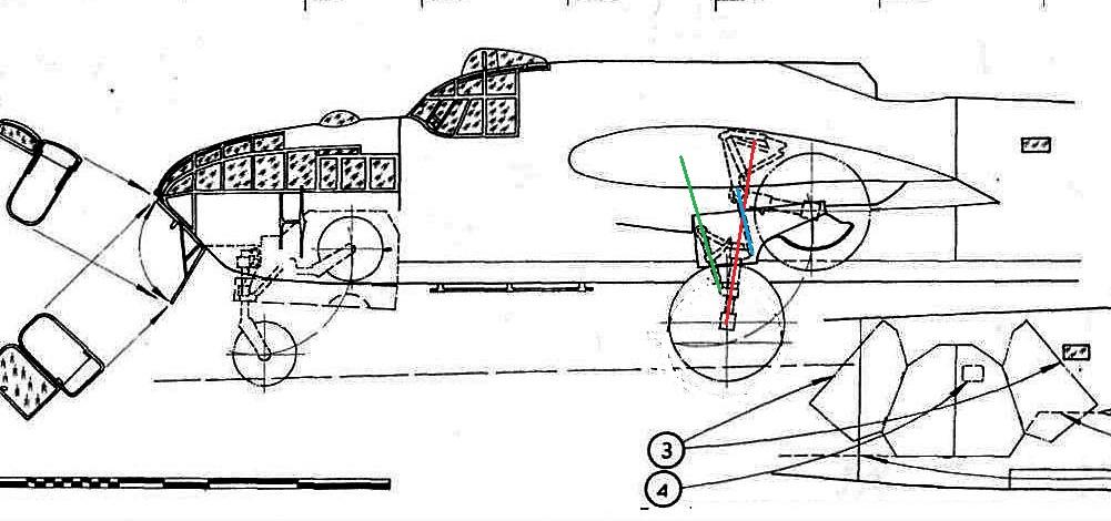 """Armstrong-Whitworth AW 41 """"ALBEMARLE"""" au 1/48 scratch en bois massif (Projet AA): préparation à la peinture - Page 9 0218"""