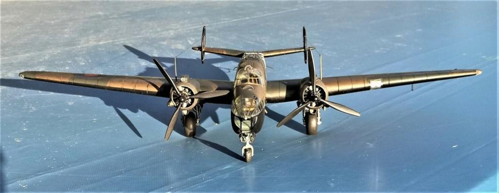 Armstrong Whitworth AW 41 ALBEMARLE 1/48 scratch en bois massif (Projet AA) : photos du modèle fini et historique de sa dernière mission. Emballage pour Expo des 4 & 5 septembre - Page 2 3516