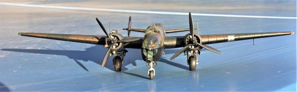 Armstrong Whitworth AW 41 ALBEMARLE 1/48 scratch en bois massif (Projet AA) : photos du modèle fini et historique de sa dernière mission. Emballage pour Expo des 4 & 5 septembre - Page 2 3717