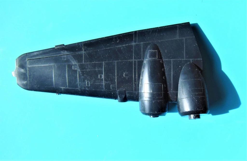 """Armstrong-Whitworth AW 41 """"ALBEMARLE"""" au 1/48 scratch en bois massif (Projet AA): Nacelles moteurs, puits de trains - Page 5 4813"""