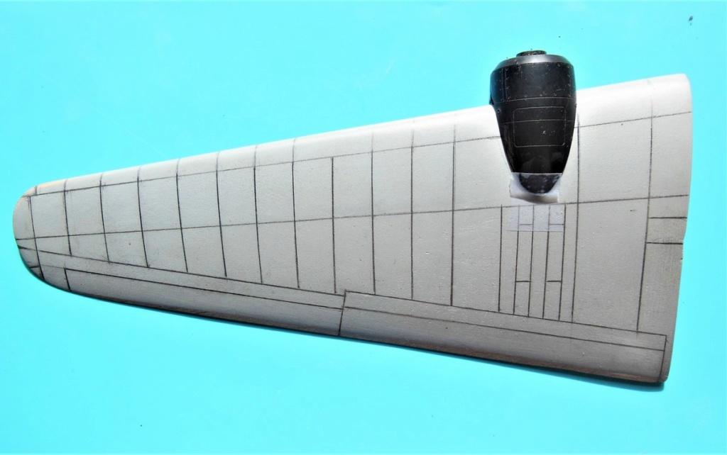 """Armstrong-Whitworth AW 41 """"ALBEMARLE"""" au 1/48 scratch en bois massif (Projet AA): Nacelles moteurs, puits de trains - Page 5 4912"""