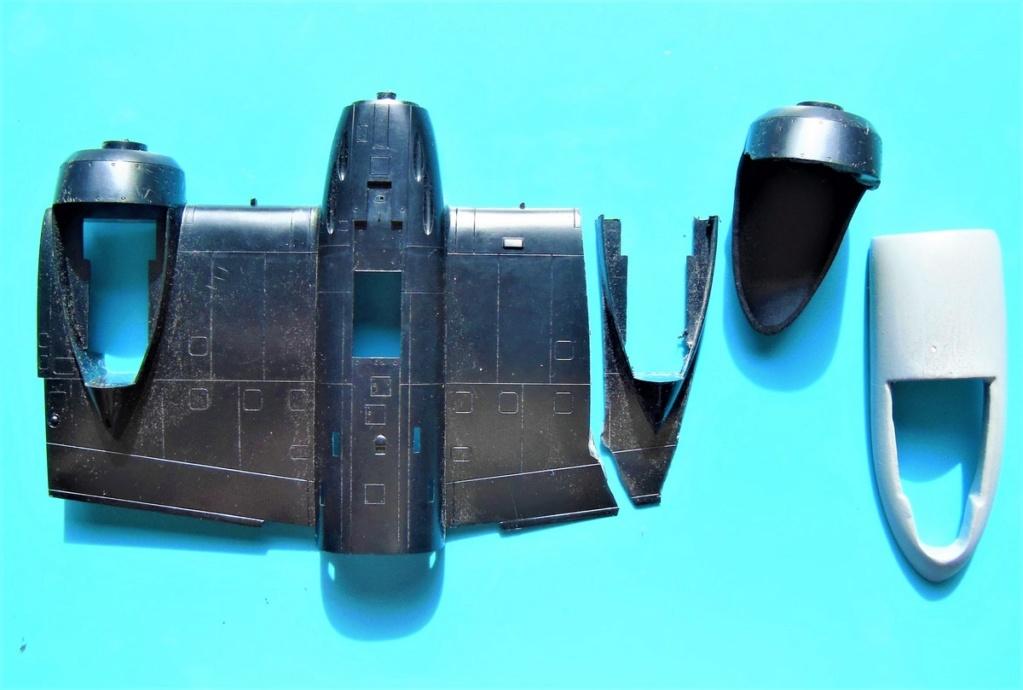 """Armstrong-Whitworth AW 41 """"ALBEMARLE"""" au 1/48 scratch en bois massif (Projet AA): Nacelles moteurs, puits de trains - Page 5 5012"""
