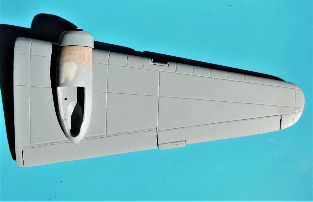 """Armstrong-Whitworth AW 41 """"ALBEMARLE"""" au 1/48 scratch en bois massif (Projet AA): Nacelles moteurs, puits de trains - Page 5 5712"""