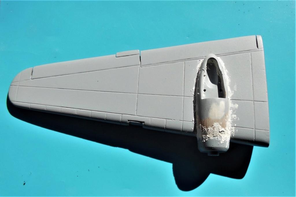 """Armstrong-Whitworth AW 41 """"ALBEMARLE"""" au 1/48 scratch en bois massif (Projet AA): Nacelles moteurs, puits de trains - Page 5 5911"""