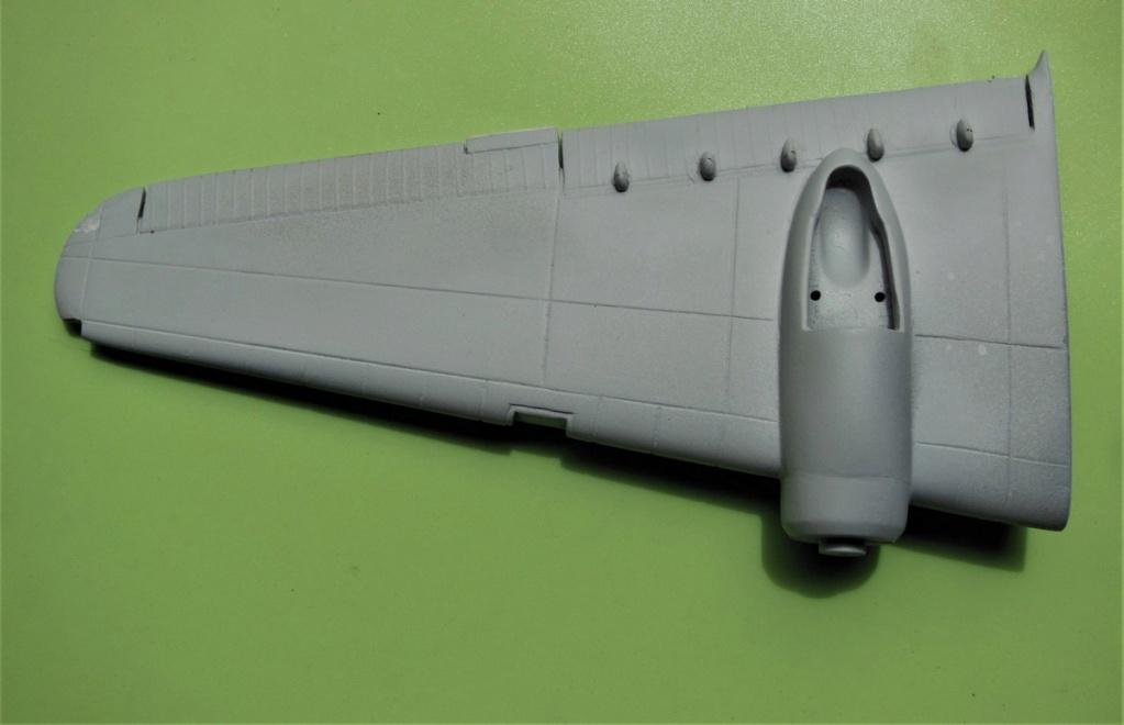 """Armstrong-Whitworth AW 41 """"ALBEMARLE"""" au 1/48 scratch en bois massif (Projet AA): préparation à la peinture - Page 9 8511"""