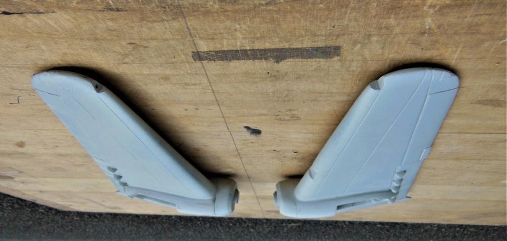 """Armstrong-Whitworth AW 41 """"ALBEMARLE"""" au 1/48 scratch en bois massif (Projet AA): préparation à la peinture - Page 9 9112"""
