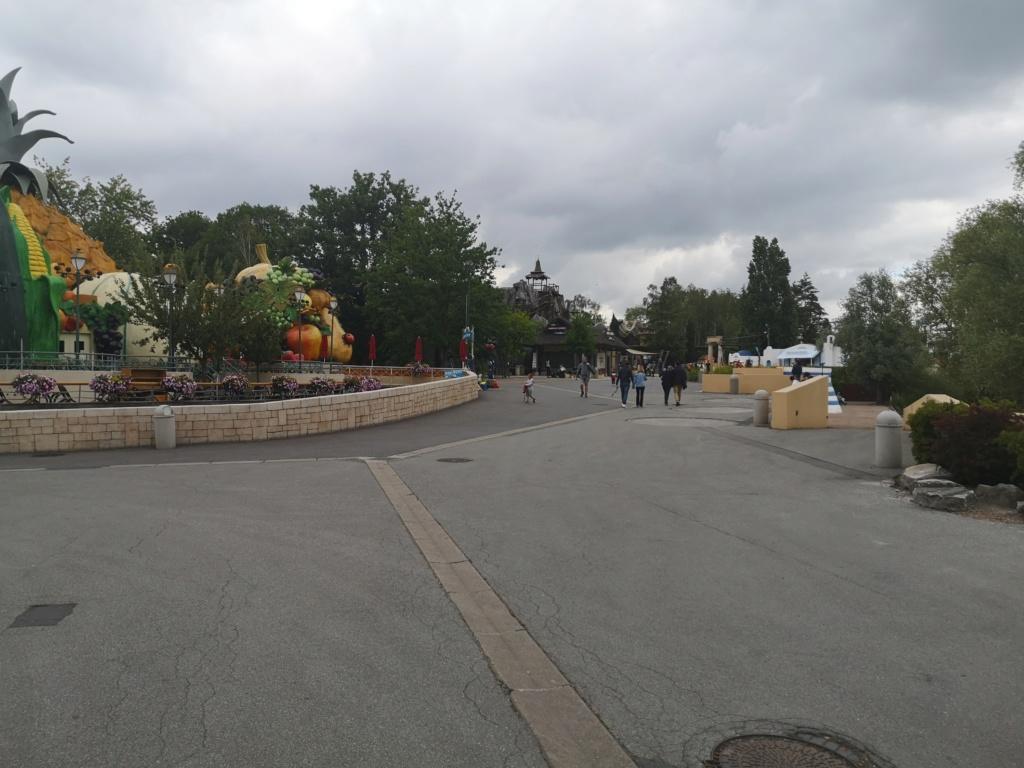 Ouverture du Parc ce matin ???????? Img_2121