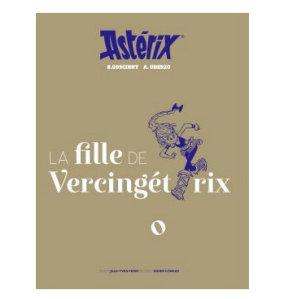 38 ème album Astérix: La fille de Vercingétorix  - Page 3 Screen23