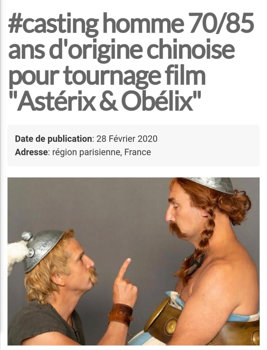 """""""Astérix et Obélix: L'empire du milieu"""" de Guillaume Canet - Page 4 Screen31"""