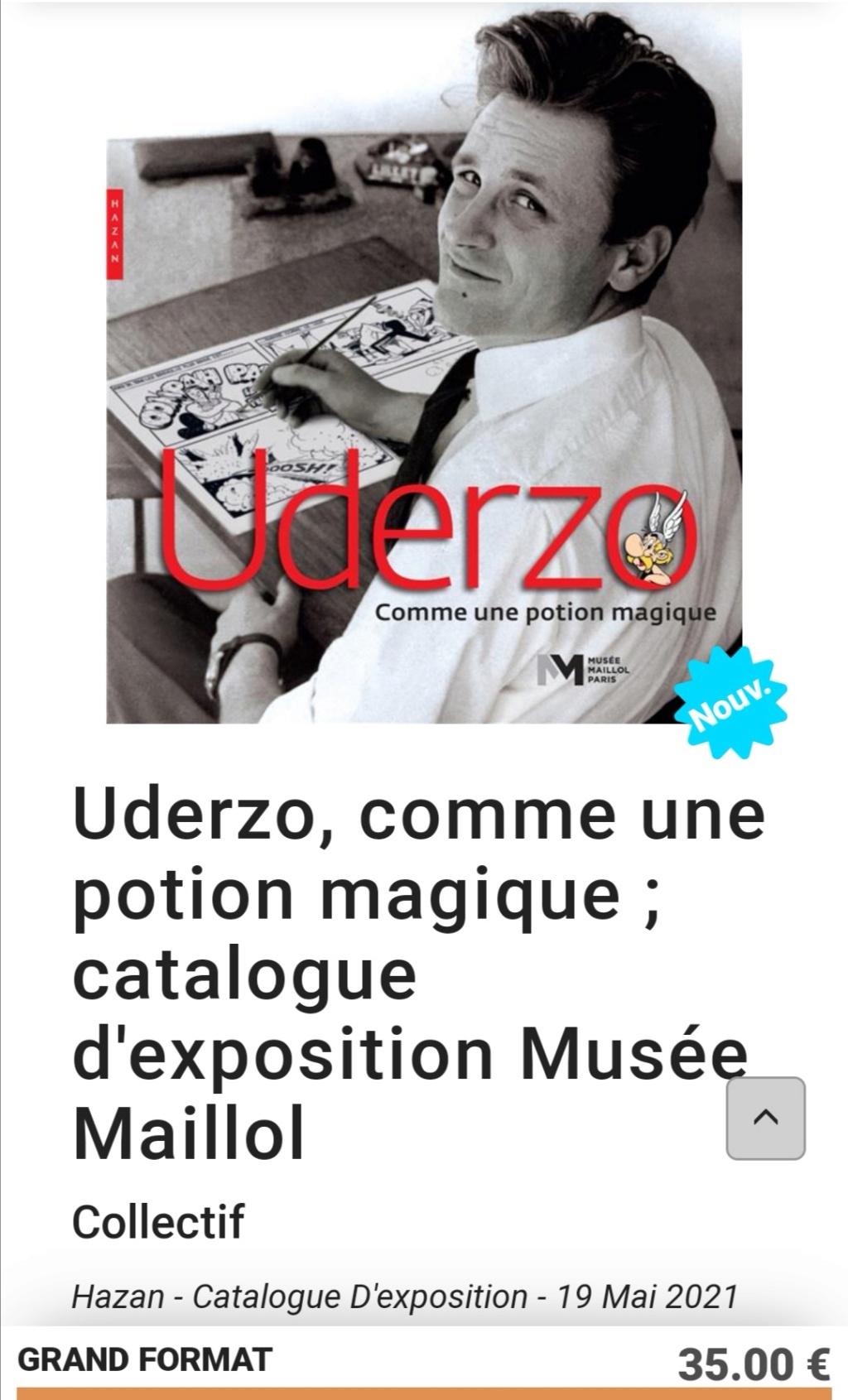 Uderzo, comme une potion magique.  Screen63