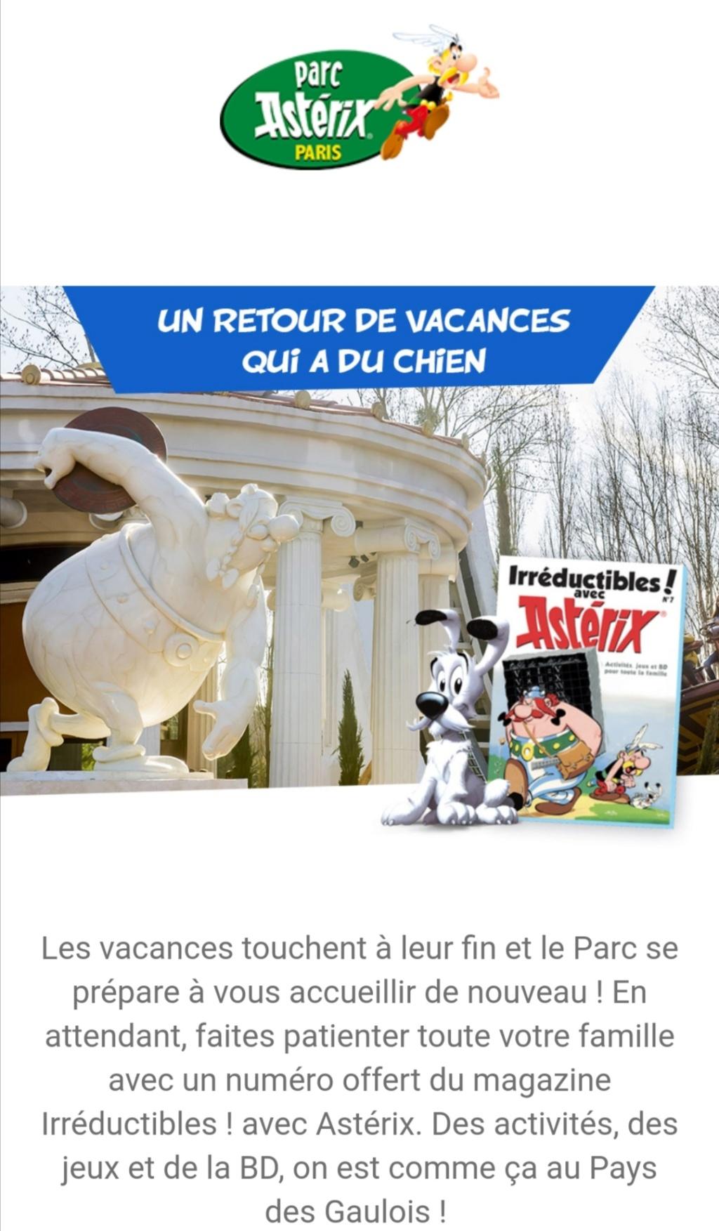 Magazine à télécharger sur le site du Parc Screen73