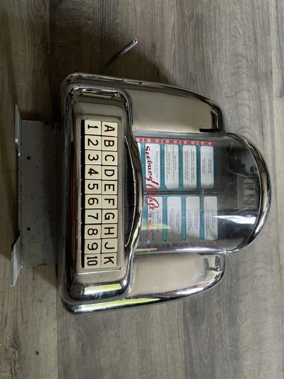 [WIP] Seeburg 3W1 - Wallbox de 1950 - télécommande analogique / numérique  0eec2710
