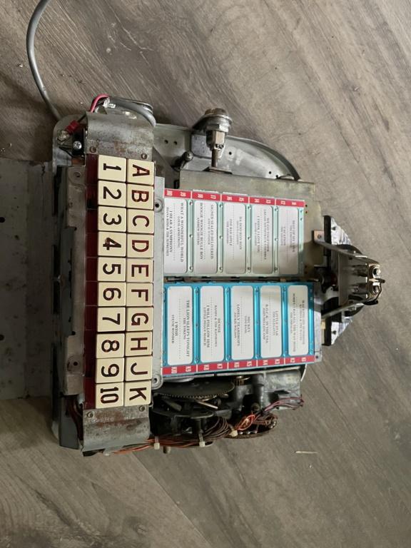 [WIP] Seeburg 3W1 - Wallbox de 1950 - télécommande analogique / numérique  24d9e410