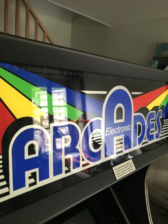 [WIP] Restauration borne Arcade Electronics 3375e810