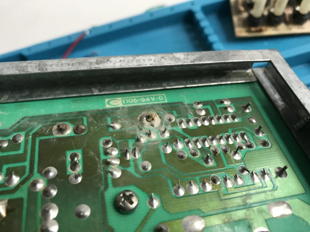 """[WIP] ressusciter écran borne d'arcade Intervideo 28"""" couplé à une platine VP Series de la même marque 3460ab10"""