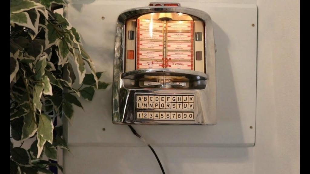 [WIP] Seeburg 3W1 - Wallbox de 1950 - télécommande analogique / numérique  35309410
