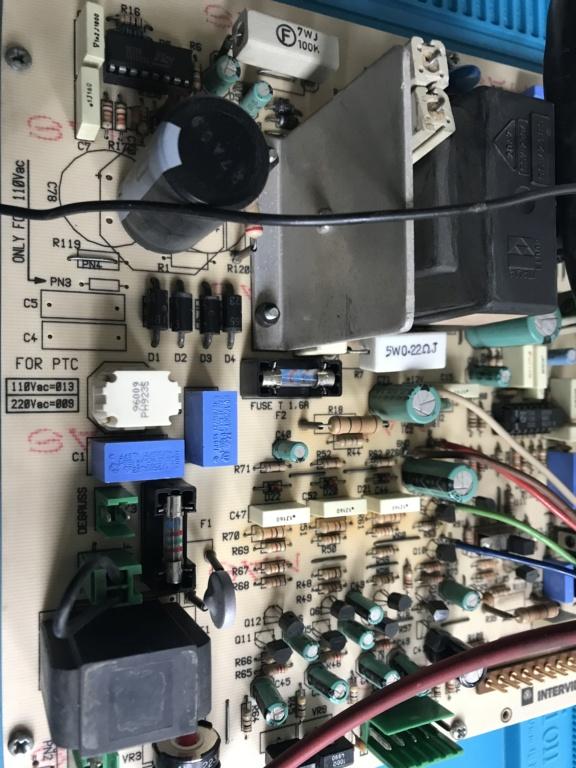 """[WIP] ressusciter écran borne d'arcade Intervideo 28"""" couplé à une platine VP Series de la même marque 38ca4b10"""