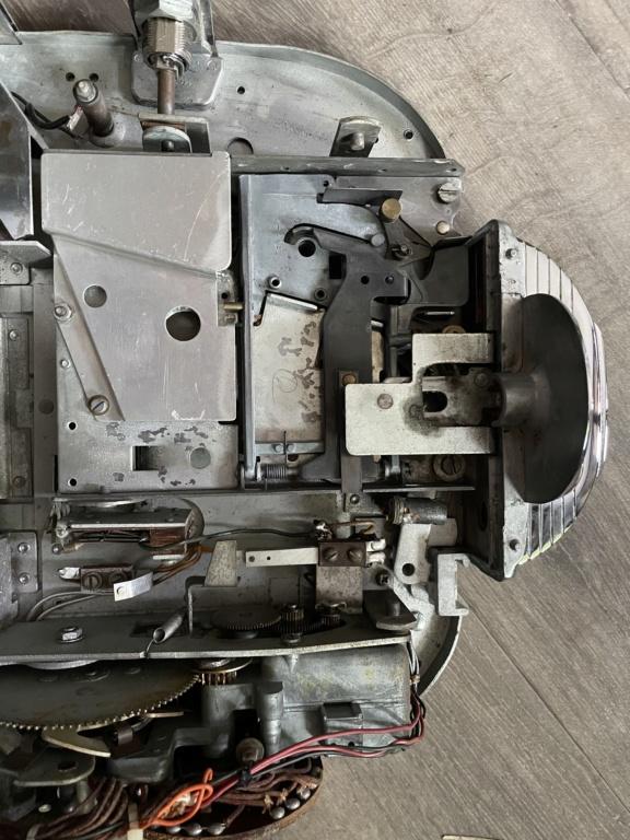 [WIP] Seeburg 3W1 - Wallbox de 1950 - télécommande analogique / numérique  62280310