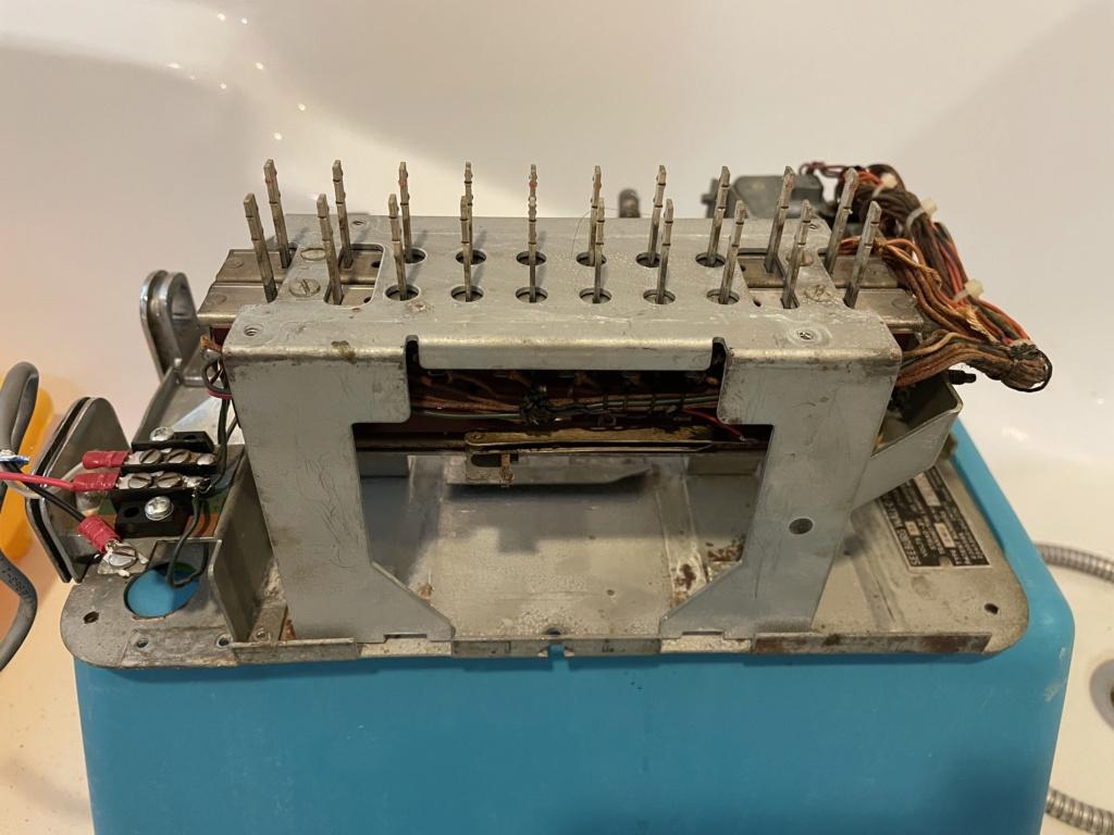[WIP] Seeburg 3W1 - Wallbox de 1950 - télécommande analogique / numérique  69676e10