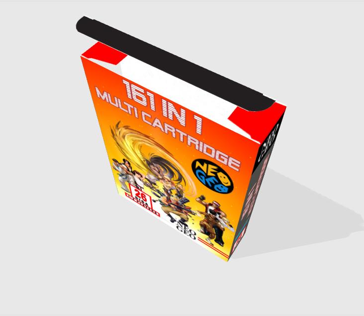 [WIP - 100%] Boite carton custom 161 in 1 MVS - Page 2 711