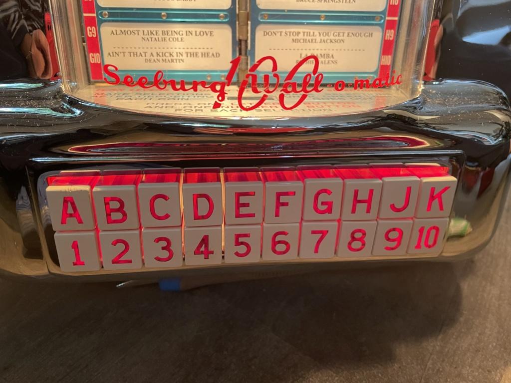 [WIP] Seeburg 3W1 - Wallbox de 1950 - télécommande analogique / numérique  71320310