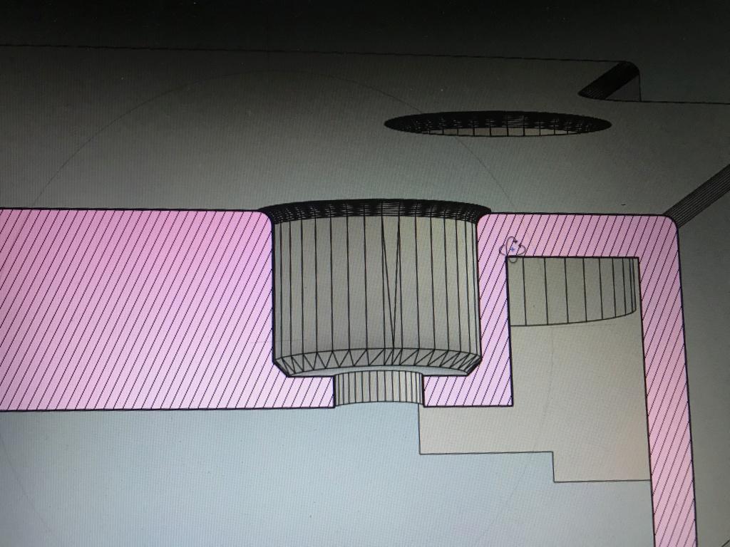 Coque (impression 3D) pour adaptateur MVS Fusion de furrtek - Page 4 9856f710