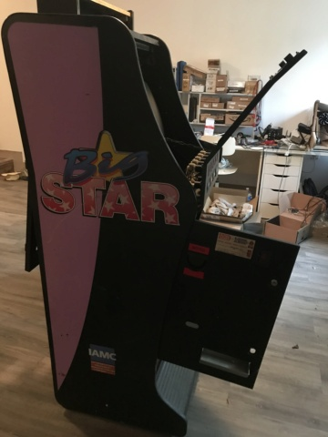 [WIP] Transformation borne Fruit Machine IAMC Big Star 9dacbc10