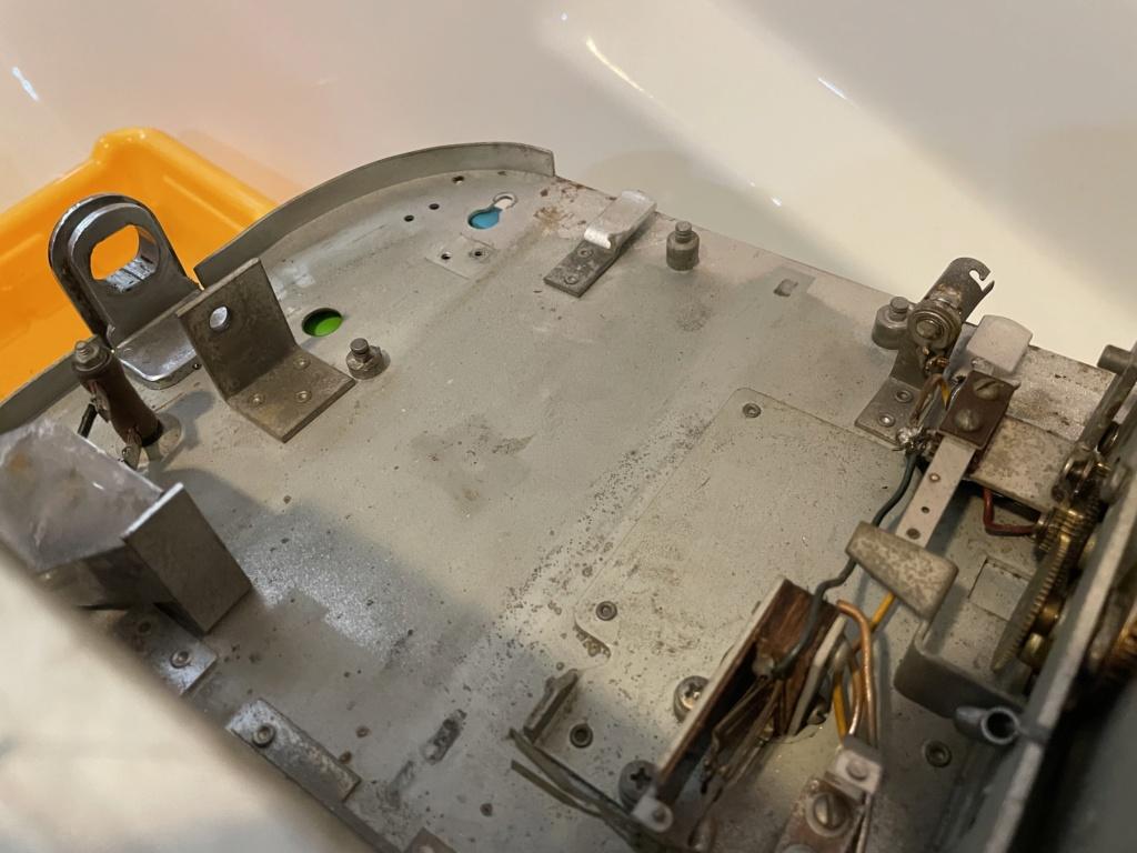 [WIP] Seeburg 3W1 - Wallbox de 1950 - télécommande analogique / numérique  9e9d6810