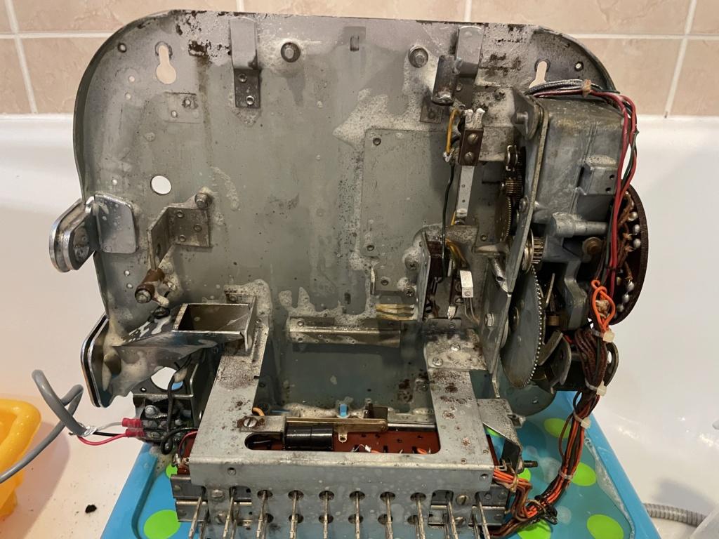 [WIP] Seeburg 3W1 - Wallbox de 1950 - télécommande analogique / numérique  Ad657310