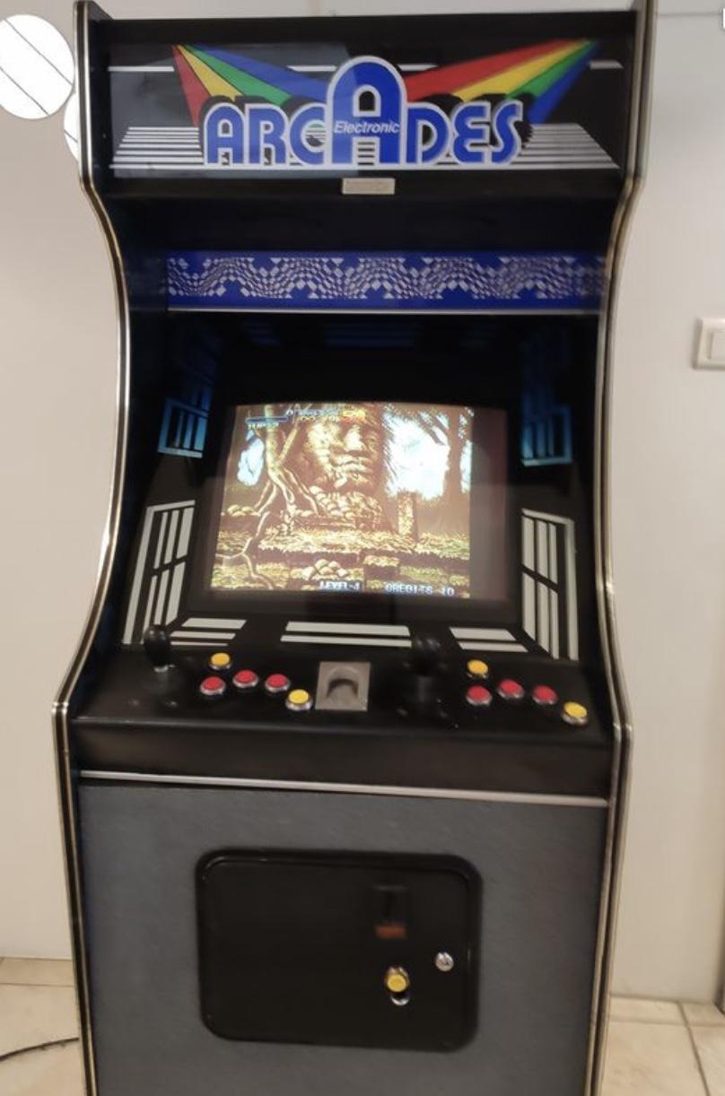 [WIP] Restauration borne Arcade Electronics Ba0b8f10