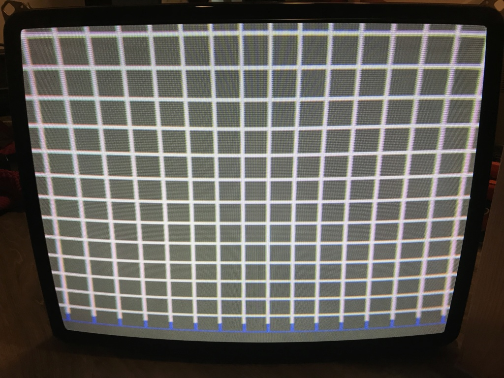 """[WIP] ressusciter écran borne d'arcade Intervideo 28"""" couplé à une platine VP Series de la même marque Bd96d810"""
