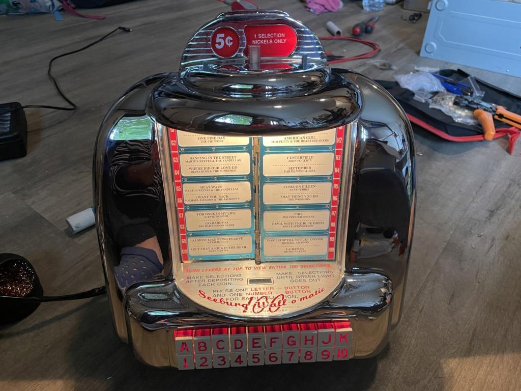[WIP] Seeburg 3W1 - Wallbox de 1950 - télécommande analogique / numérique  C0fb7010