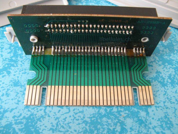 problème sonore sur adaptateur AD 29 pour super nintendo C320b610