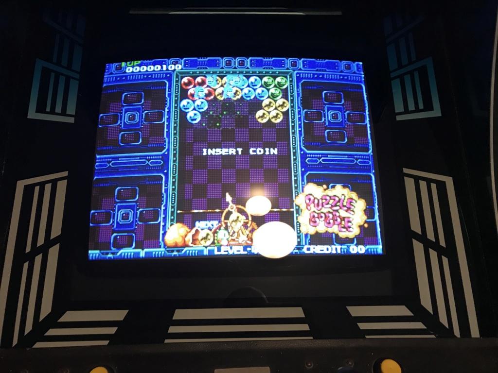 [WIP] Restauration borne Arcade Electronics C4365e10