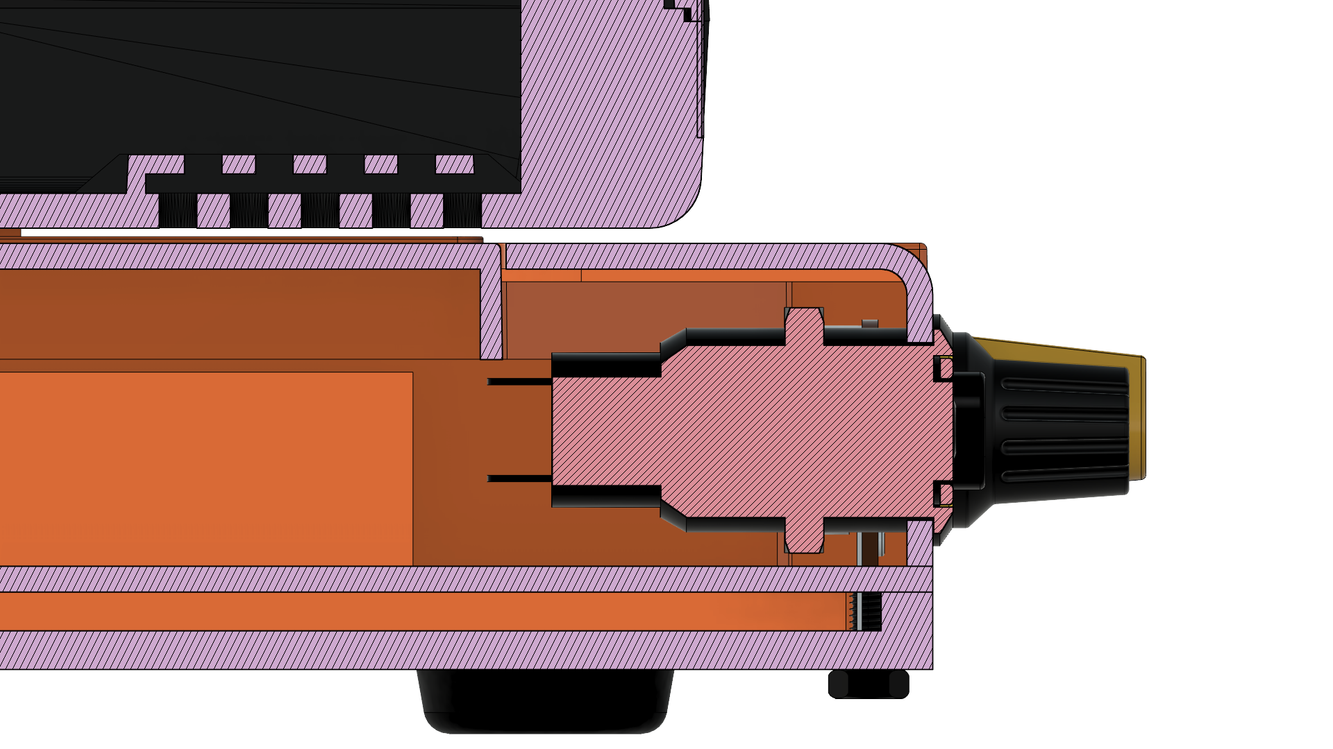 [WIP 40%] Consolisation slot MV1FZS de la mort qui tue - Page 3 Coupe_11