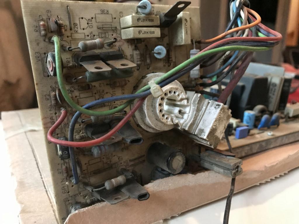 """[WIP] ressusciter écran borne d'arcade Intervideo 28"""" couplé à une platine VP Series de la même marque Dd284710"""
