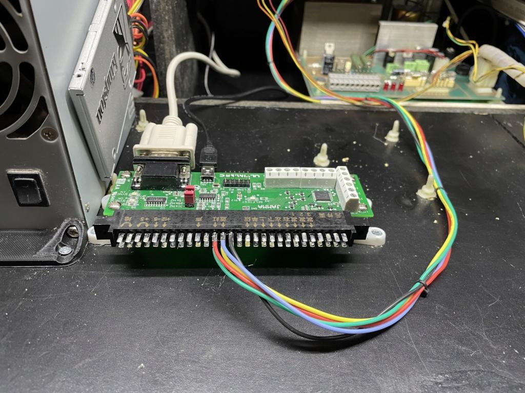[WIP] Restauration borne Arcade Electronics E9177610