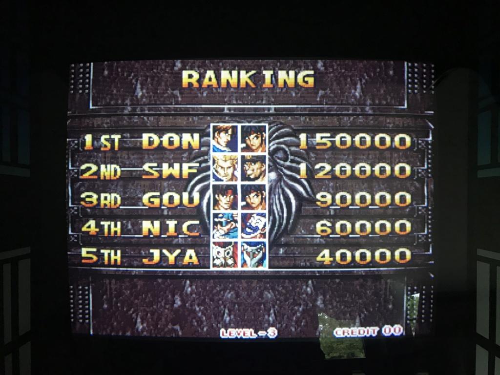 [WIP] Restauration borne Arcade Electronics F1823110