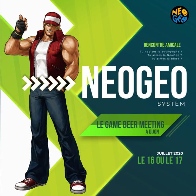 [MEETING] NGS - BIERE - NEOGEO - What else ? à DIJON Flyer11