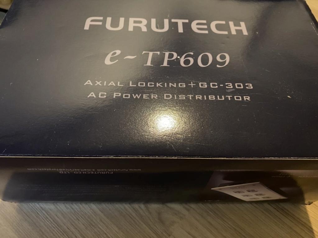 Furutech e-TP609 AC POWER DISTRIBUTOR 68fc7310