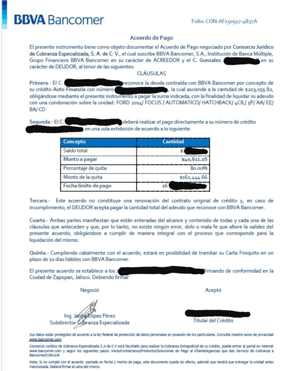 Carta convenio Bancomer Djdjjd12