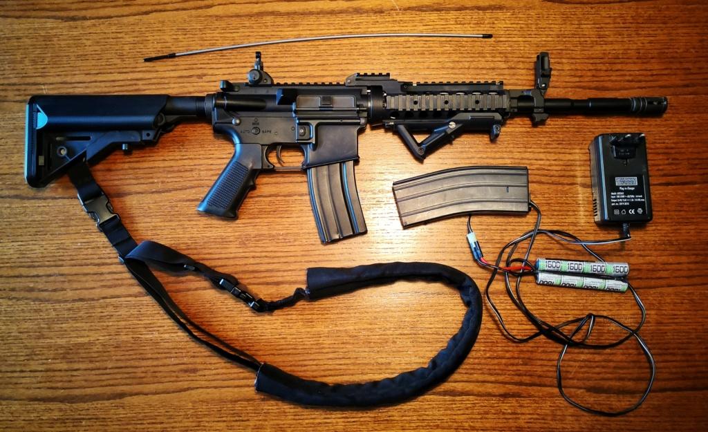Réplique King Arms M4 RAS 2 Img_2010