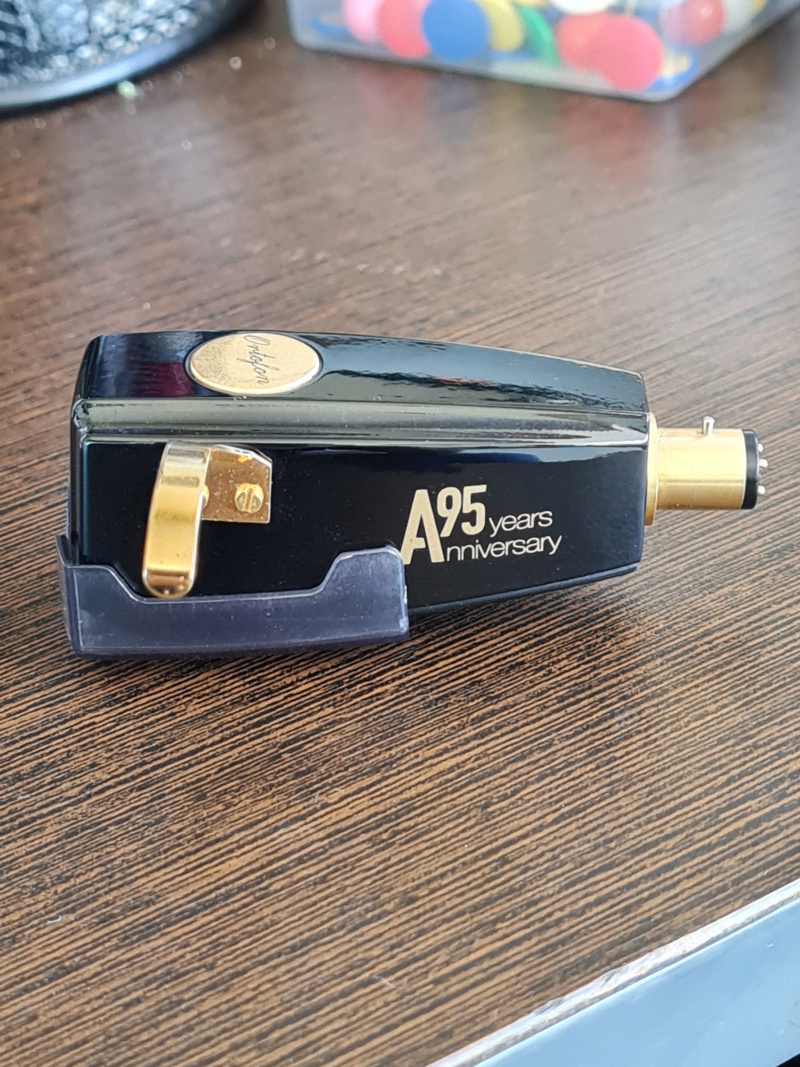 Ortofon SPU A95 catridge  (Used) (SOLD) A95210