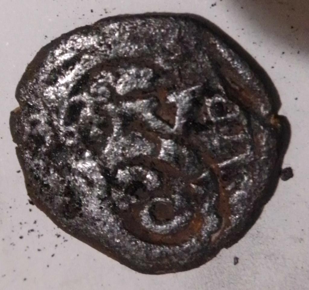 8 maravedís de Felipe III lo IV, resellados. Img_2051
